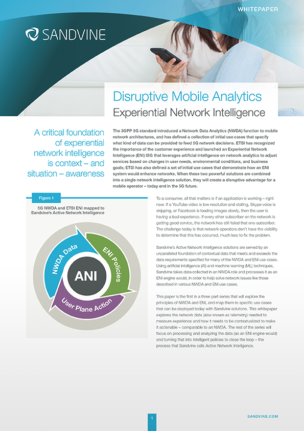 Disrupting Mobile Analytics Thumbnail