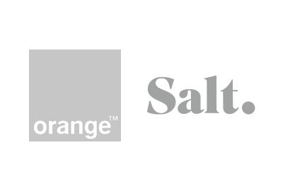 Orange Salt